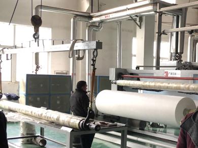 nonwoven industrial fabrics