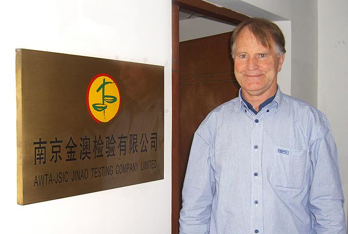 Bruce Bennett, Director Geosynthetics Australia