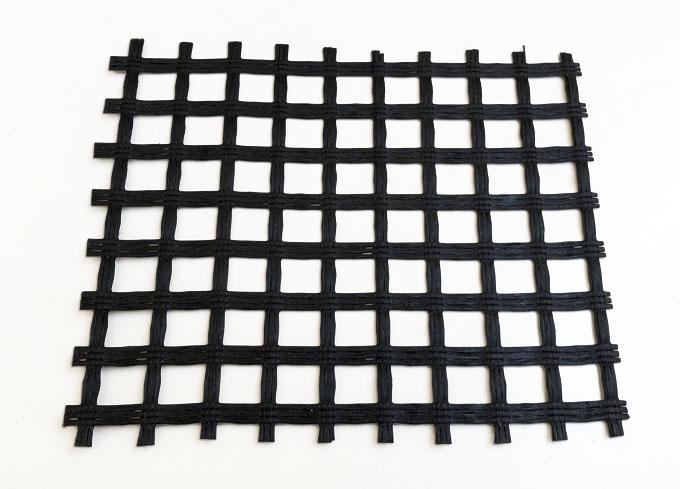 PVC-coated-polyester-geogrid | Geosynthetics Australia