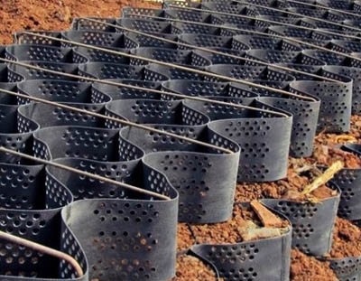 Geocells for Soil Stabilisation
